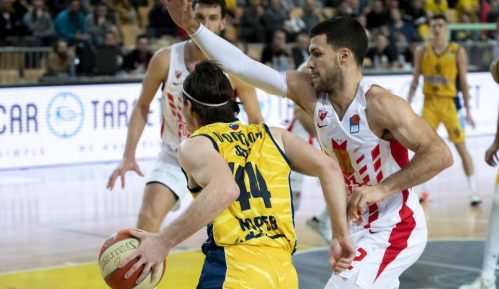 Košarkaši Zvezde pobedili Primorsku 13