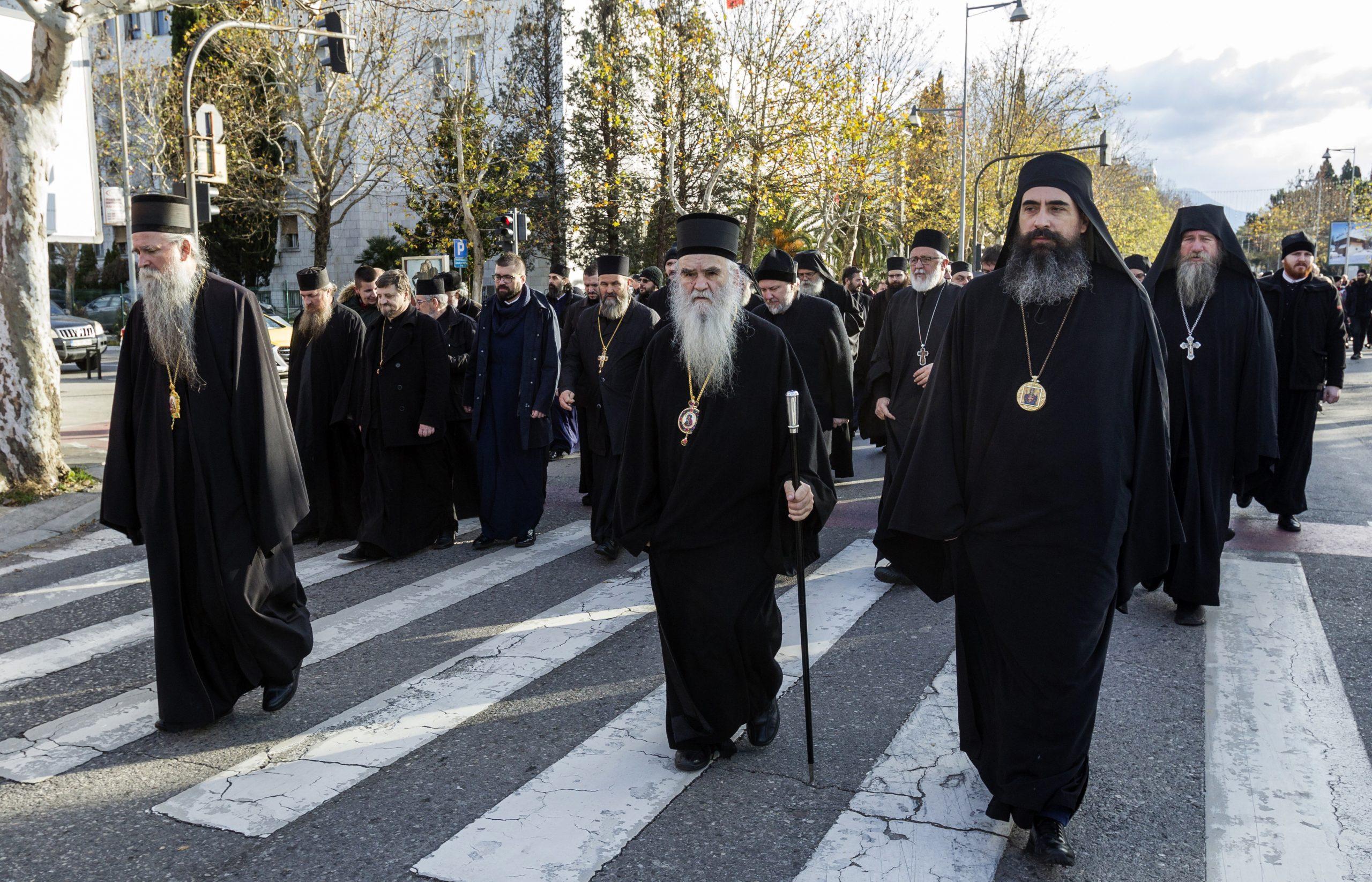 Mitropolija: Crnogorska policija pretukla episkopa Metodija 1