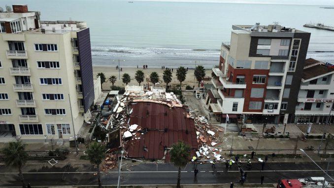U Albaniji posle zemljotresa uhapšeno devet osoba zbog divlje gradnje 1