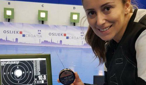 Andrea Arsović preciznija od svetskog rekorda 7