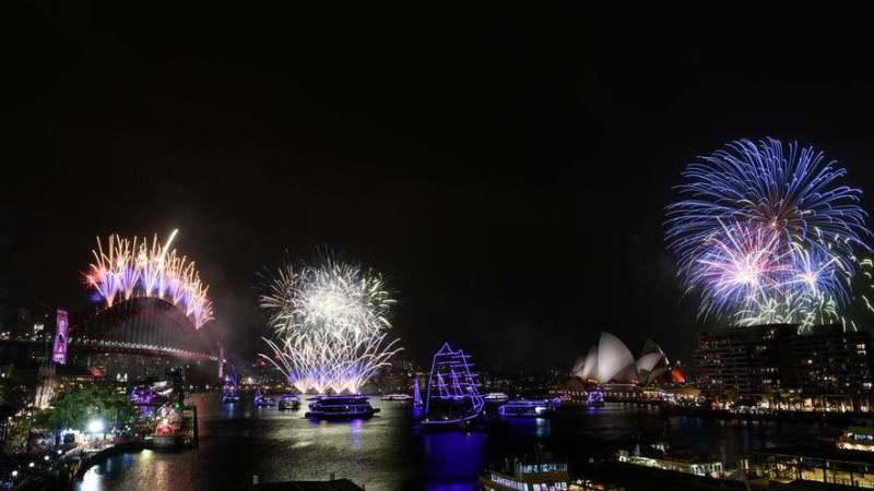 Novu godinu dočekali na Novom Zelandu, Samoi, Južnoj Koreji 2