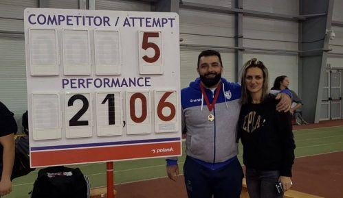 Asmir Kolašinac oborio državni rekord 4