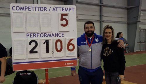 Asmir Kolašinac oborio državni rekord 12