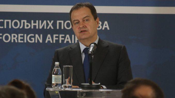 Dačić: Pretnje Vučiću se ne mogu pravdati metaforama 1