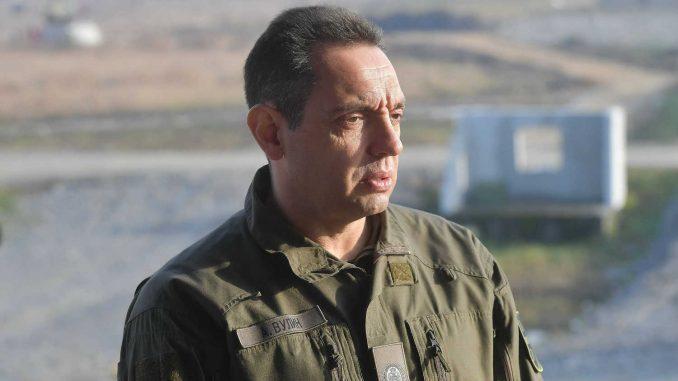 Vulin: Naredne godine da se ponovo napiše Zakon o vojsci, od prvog do poslednjeg člana 3