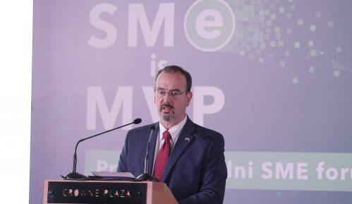 Godfri: Srbiji potrebna mala i srednja preduzeća za pokretanje privrednog rasta 43