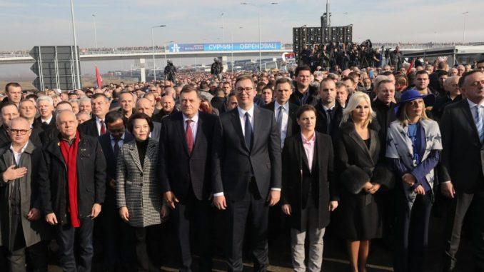 Otvorena deonica Surčin-Obrenovac, tri meseca pre roka 5