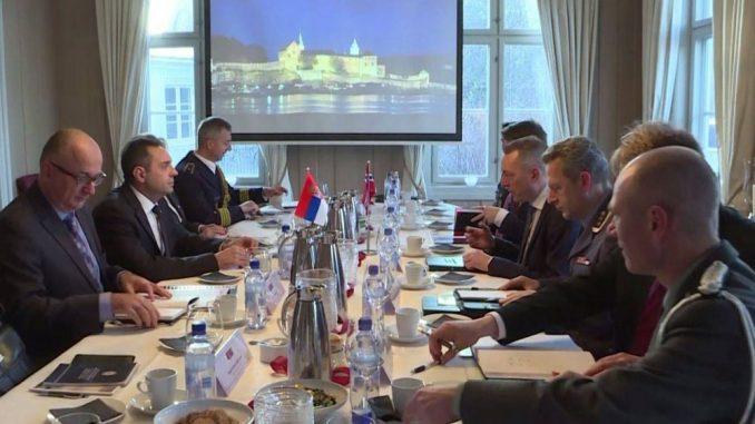 Vulin: Srbija neće da postane član nijednog vojnog saveza 2