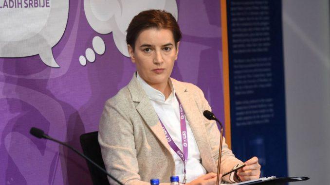 Ana Brnabić: Svesna sam problema odlaska mladih, ali ima i onih koji se vraćaju 2