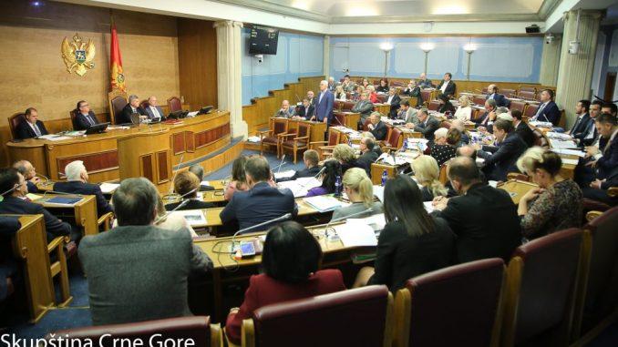 Skupština CG počela raspravu o Zakonu o slobodi veroispovesti, potvrđen mandat poslanici 4