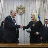 Potpisan sporazum Srbije i BiH o izgradnji auto-puta Beograda - Sarajevo 3