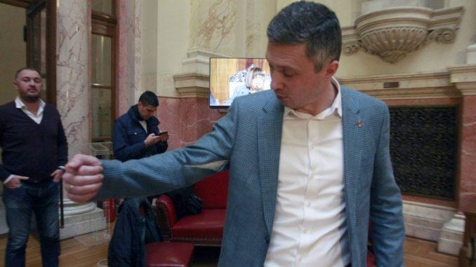 Obradović: U Rezoluciji Dveri o novoj migrantskoj politici nema rasizma 3