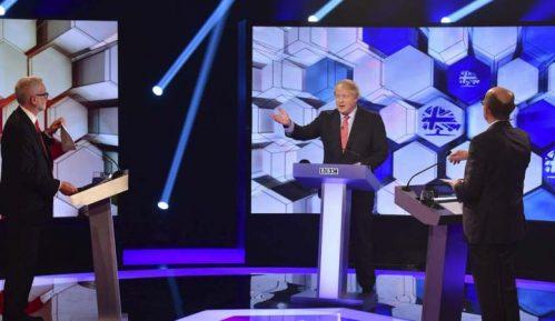 Džonson i Korbin u poslednjoj TV debati pred izbore 9