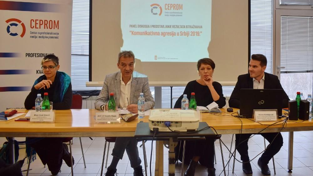 Medijski ratovi sve više ugrožavaju dijalog i toleranciju u Srbiji 1