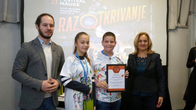 Srbija dobila nove ambasadore nauke 1