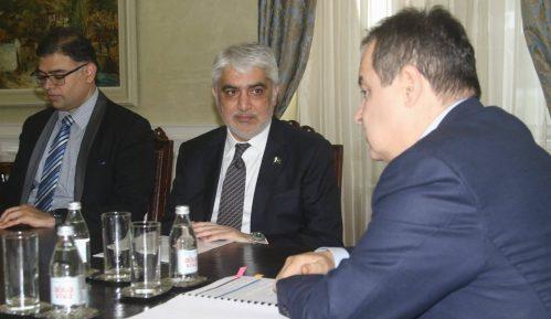 Dačić primio novoimenovanog ambasadora Pakistana u Srbiji 1