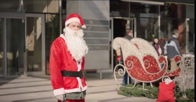 "Gordan Kičić sa Kraljem Čačka u spotu ""Deda Mraz je švorc"" (VIDEO) 1"