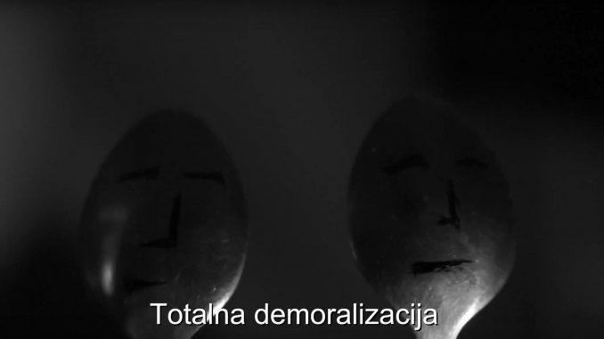 Kašike koje plešu u novom spotu Neozbiljnih pesimista (VIDEO) 3