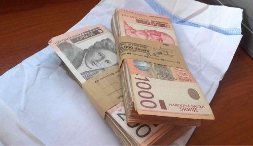 Prosečna neto zarada u Srbiji u avgustu 58.513 dinara 11