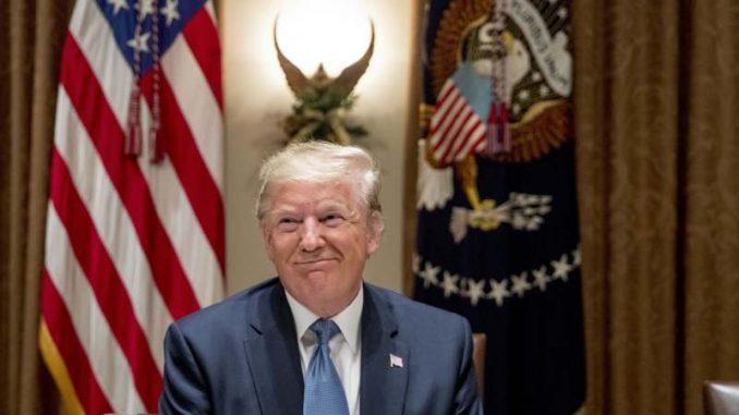 Tramp predviđa da će proces o njegovom opozivu biti brzo završen 1