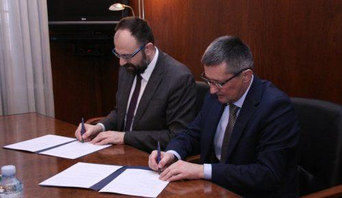Nacionalna akademija za javnu upravu i Pravni fakultet u Beogradu potpisali Sporazum o saradnji 12