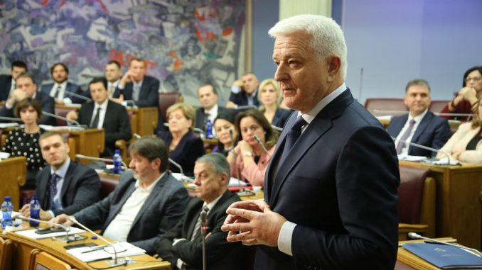 Marković: Razgovori sa Mitropolijom čim se steknu uslovi, nek nas niko ne plaši litijama 2