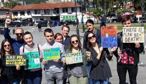 """Novopazarski osnovci u svetskom pokretu """"Petak za budućnost"""" (Fridays for future) 4"""