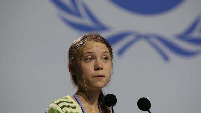 Greta Tunberg optužila države za prevaru u borbi protiv klimatskih promena 2