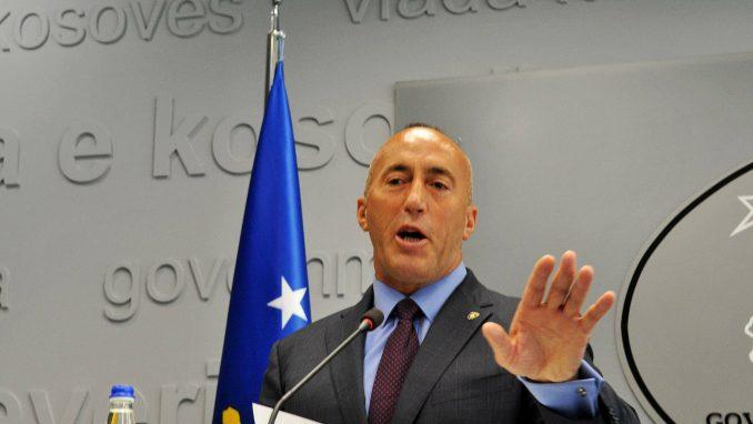 Haradinaj upozorio Kurtija da će se razići ako ukine taksu 4