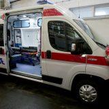 Hitna pomoć: U četiri saobraćajne nesreće u Beogradu teže povređene četiri osobe 12