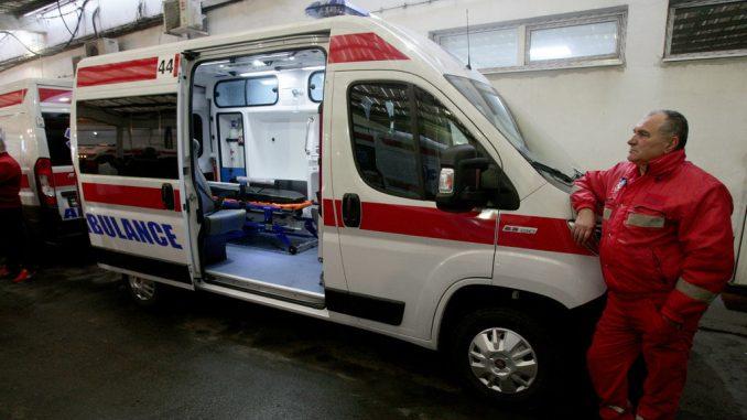 Hitna pomoć: U dva udesa tokom noći u Beogradu četvoro povređenih 2