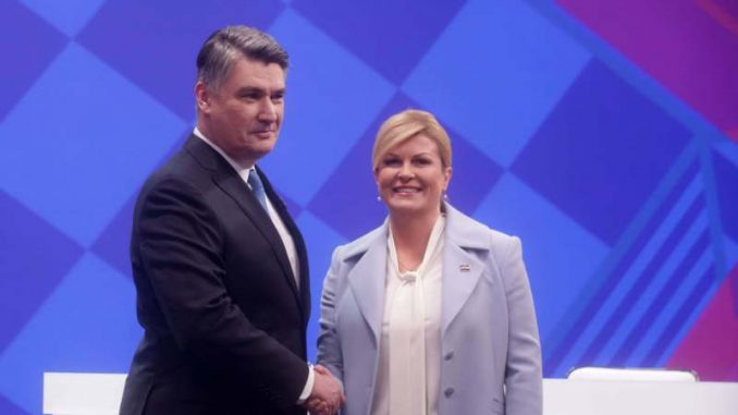Grabar Kitarović potrošila 1,3 miliona evra u kampanji, Milanović tri puta manje 1