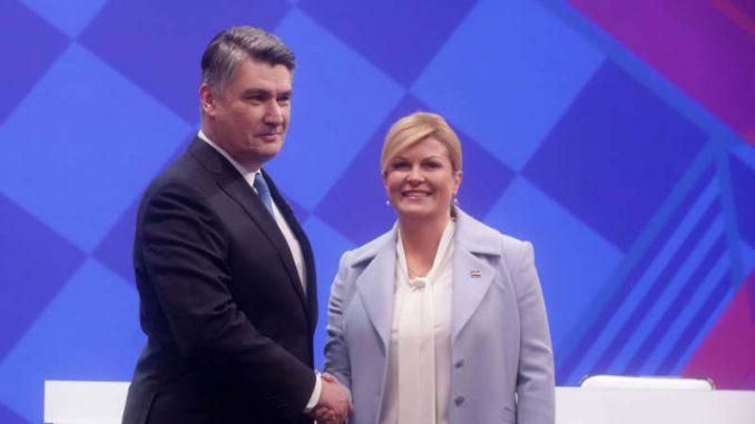 Grabar Kitarović potrošila 1,3 miliona evra u kampanji, Milanović tri puta manje 3