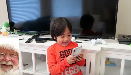 Osmogodišnjak najbogatiji YouTube kreator u 2019. godini 10