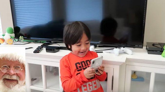 Osmogodišnjak najbogatiji YouTube kreator u 2019. godini 3