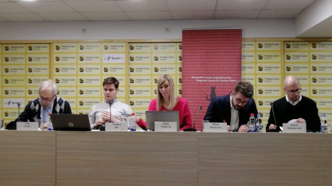 Trećina ispitanika smatra da se u Srbiji poštuju ljudska prava 1