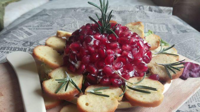 Praznična lopta od sira (recept) 3