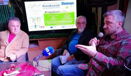 Predstavljen Koraksov kalendar u Kragujevcu: Najjače oružje protiv vlasti je podsmeh (VIDEO) 2