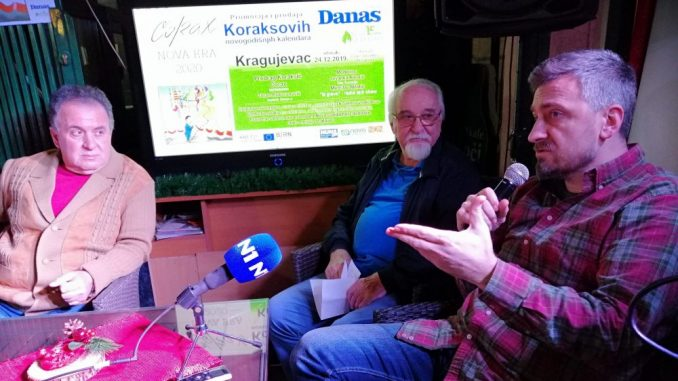 Predstavljen Koraksov kalendar u Kragujevcu: Najjače oružje protiv vlasti je podsmeh (VIDEO) 4