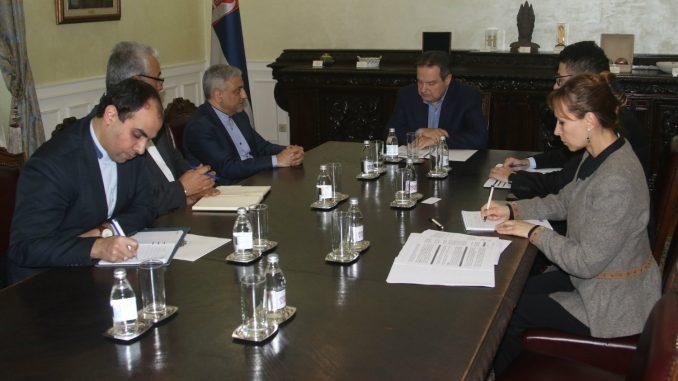 Ambasador Irana u oproštajnoj poseti kod Dačića 4
