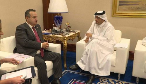 Dačić u Dohi sa premijerom Katara o ekonomskoj saradnji 11