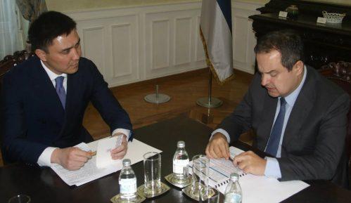 Dačić primio novog kazahstanskog ambasadora 7