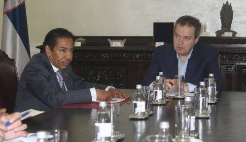 Dačić razgovarao sa ambasadorom Katara 14