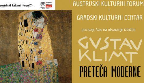 Izložba o Gustavu Klimtu u Užicu 2