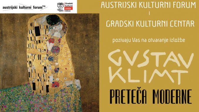 Izložba o Gustavu Klimtu u Užicu 1