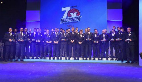 Košarkaški klub Budućnost obeležio 70 godina postojanja 13