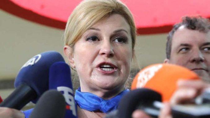 Kolinda Grabar Kitarović operisala vrat 2