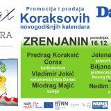 Promocija Koraksovih kalendara 16. decembra u Zrenjaninu 8