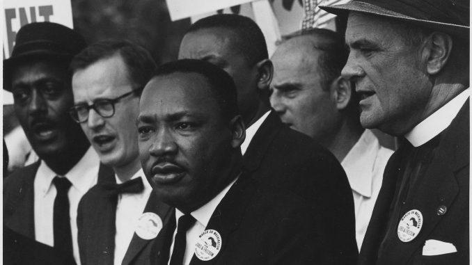Heroji borbe za ljudska prava: Gandi, Martin Luter King, Mandela, Asnaž 1