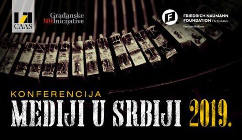"""Konferencija """"Mediji u Srbiji 2019."""" 14. decembra u Beogradu 6"""